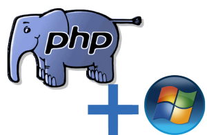 cara install dan setting php di windows