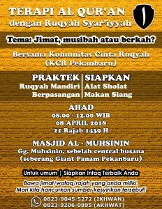 ruqyah 8 april 2018