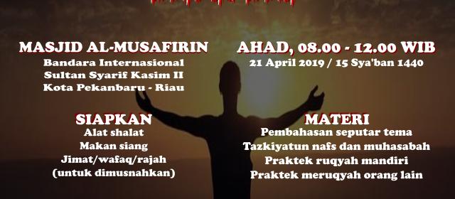 ruqyah pekanbaru april 2019